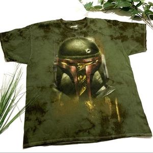 Stars Wars Fifth Sun Graphic Tie Dye T-Shirt Sz XL